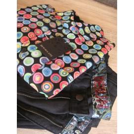 Circles Print Shirt
