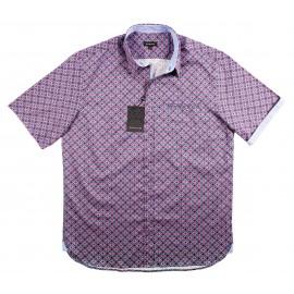 Purple & Teal Geometric